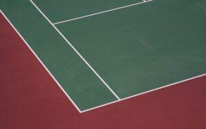 Tökéletes teniszpálya